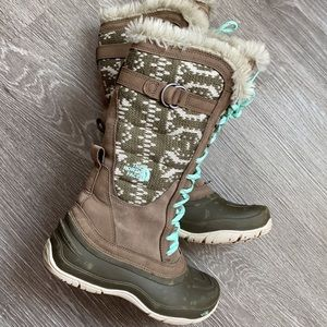 The North Face Shelista III Tall Snow Boot